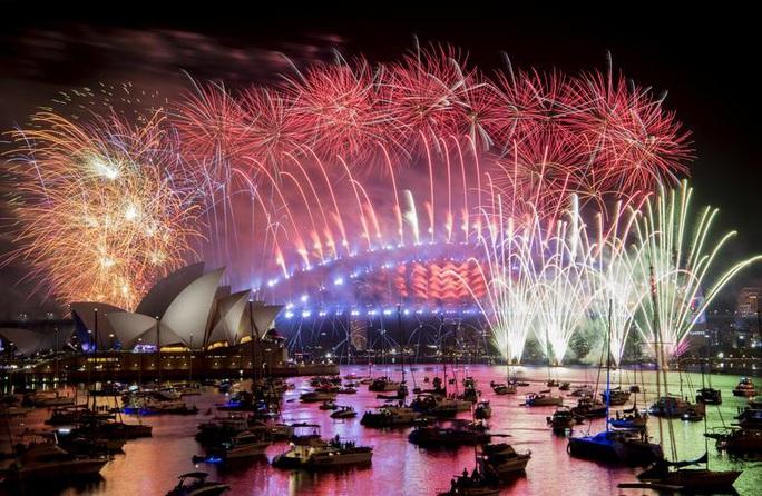 Cháy rừng khủng khiếp, dân Sydney đòi hủy bắn pháo hoa mừng năm mới - Ảnh 1.