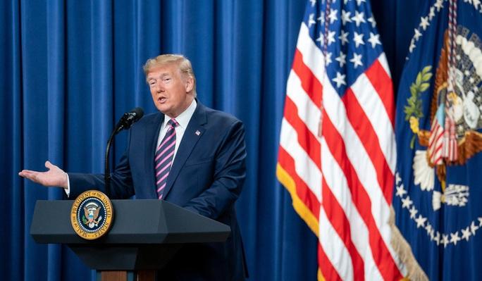 Đến lượt ông Joe Biden nếm đòn trong vụ luận tội Tổng thống Donald Trump - Ảnh 2.