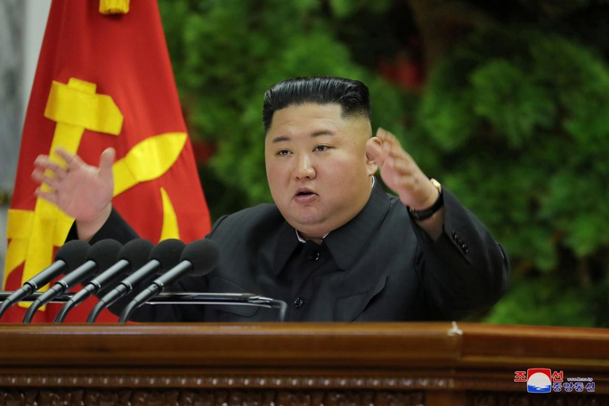 Triều Tiên im lặng trước cơn bão - Ảnh 2.