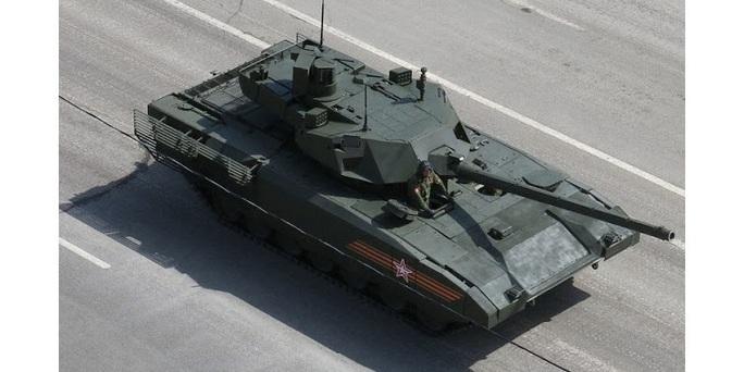 Xe tăng trị giá 3 triệu bảng đầu tiên của Nga có nhà vệ sinh - Ảnh 1.