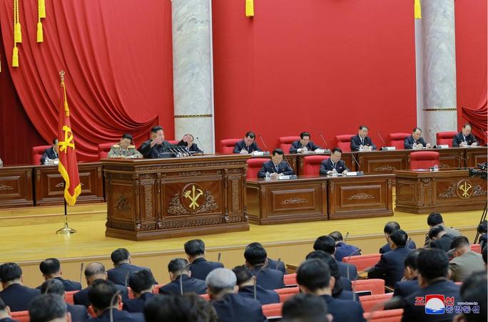 Triều Tiên triệu tập cuộc họp quan trọng - Ảnh 1.