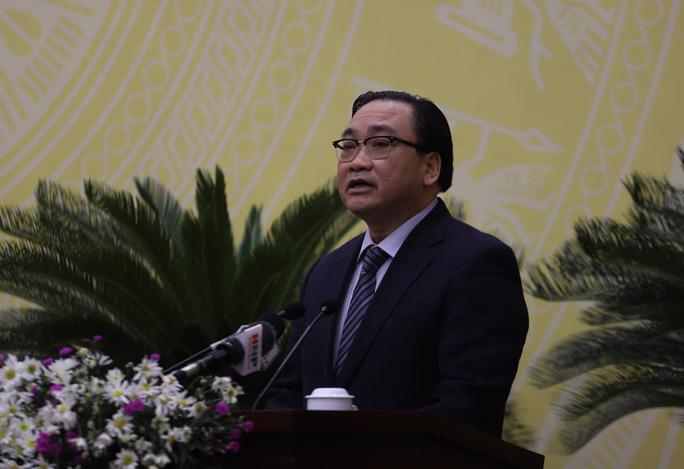 Bí thư và Chủ tịch Hà Nội nói gì về vụ Nhật Cường? - Ảnh 1.