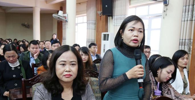 Hà Nội: Lắng nghe tâm tư, nguyện vọng người lao động - Ảnh 1.