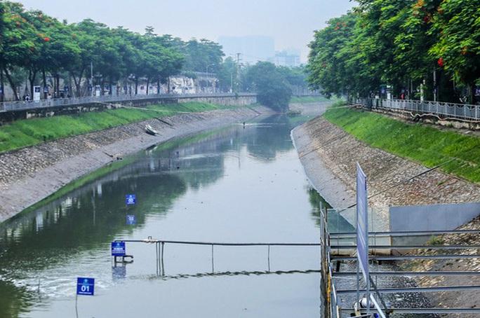 Tổ chức Nhật Bản sẵn sàng đầu tư 100% chi phí xử lý toàn bộ sông Tô Lịch, Hồ Tây - Ảnh 1.