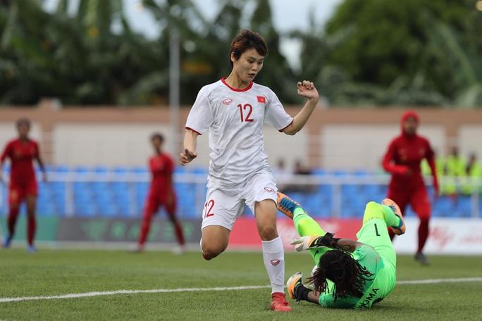 Tuyển nữ Việt Nam gặp Philippines ở bán kết - Ảnh 1.