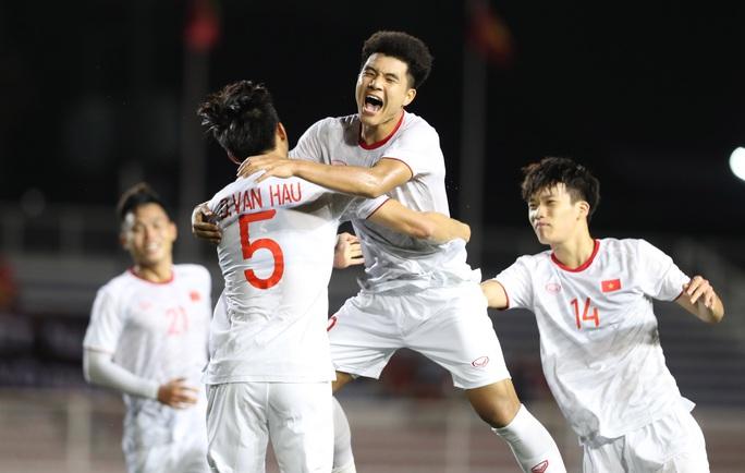 Hà Đức Chinh lọt top 11 chân sút trẻ triển vọng tại VCK U23 châu Á 2020 - Ảnh 2.