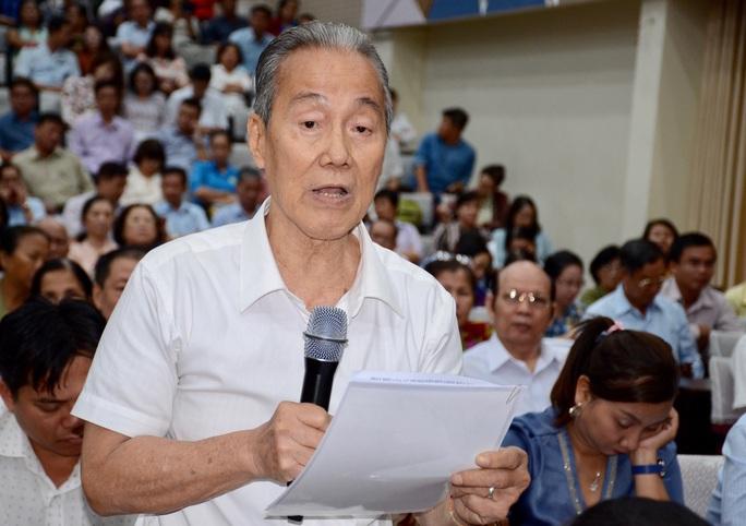 Phó Bí thư Thường trực Thành ủy TP HCM: Không gì tệ bằng người chống tham nhũng mà tham nhũng - Ảnh 1.