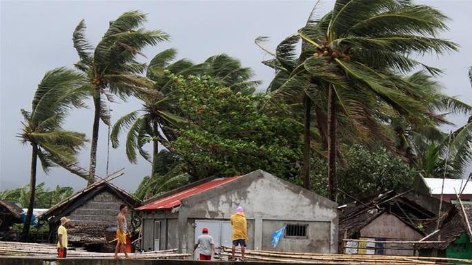 Bão đổ bộ Philippines, đã có môn đấu tại SEA Games 30 bị hoãn - Ảnh 2.