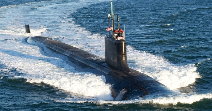 Đối phó với Trung Quốc, hải quân Mỹ đặt hàng thêm 9 tàu ngầm  - Ảnh 1.