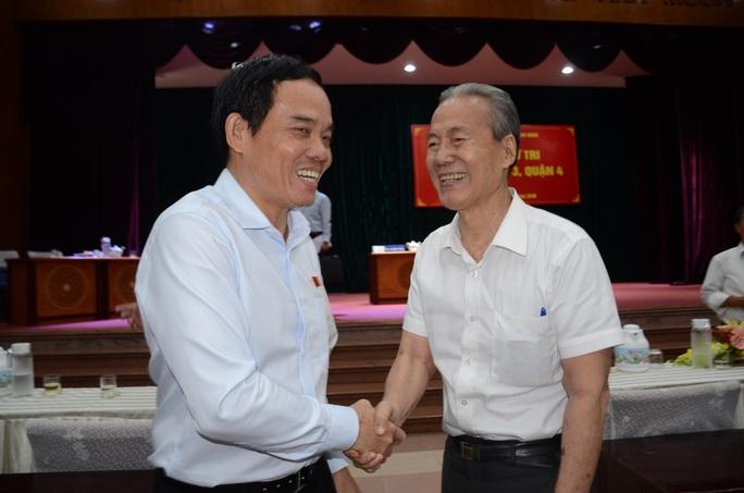 Phó Bí thư Thường trực Thành ủy TP HCM: Không gì tệ bằng người chống tham nhũng mà tham nhũng - Ảnh 2.