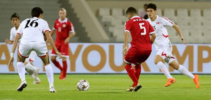 Triều Tiên có thể bỏ VCK U23 châu Á - Ảnh 1.