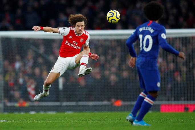 4 phút điên rồ, Arsenal gục ngã sân nhà trước Chelsea - Ảnh 3.