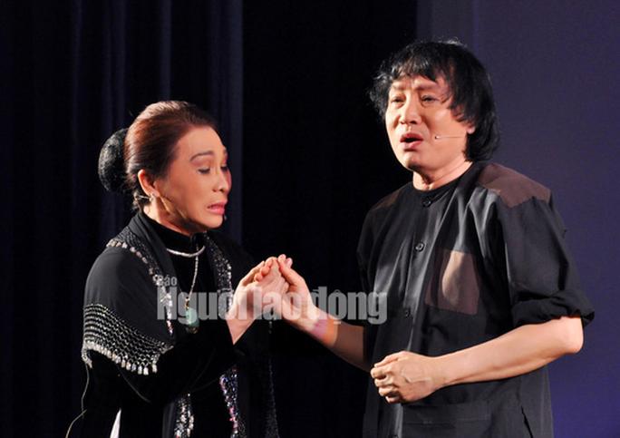 NSND Minh Vương kêu gọi giúp đạo diễn vở Đời cô Lựu - Ảnh 1.