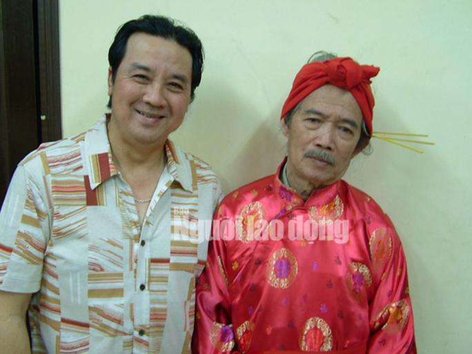 NSND Minh Vương kêu gọi giúp đạo diễn vở Đời cô Lựu - Ảnh 2.