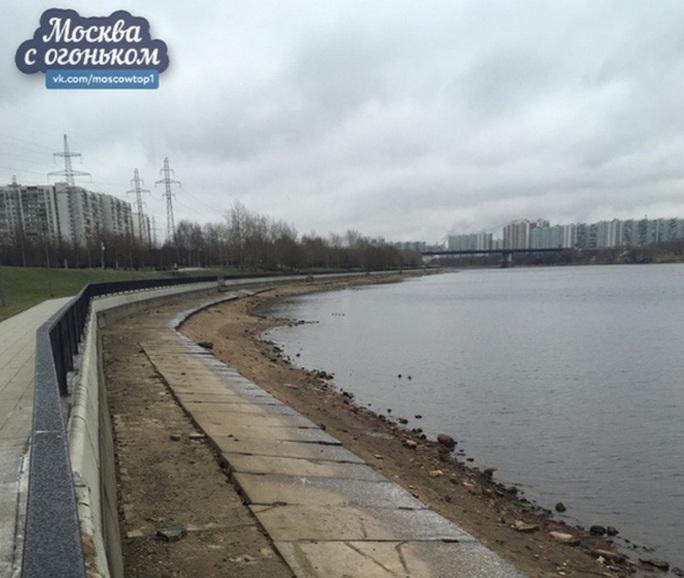 Hiện tượng bí ẩn trăm năm có một khuấy đảo sông Moskva - Ảnh 3.