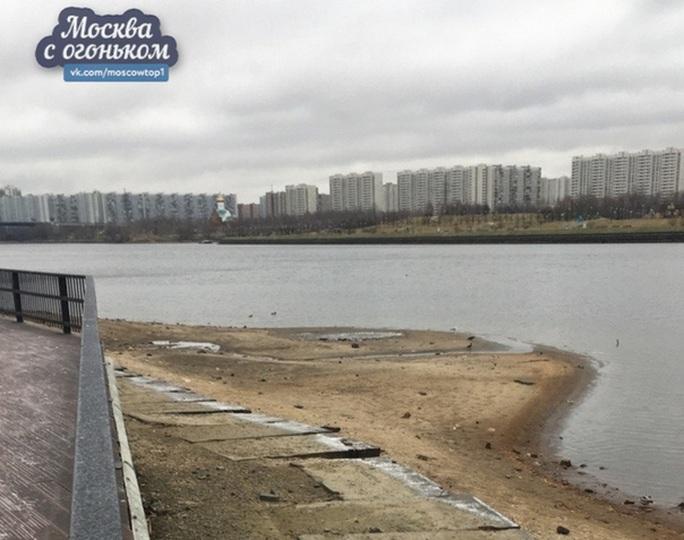 Hiện tượng bí ẩn trăm năm có một khuấy đảo sông Moskva - Ảnh 2.