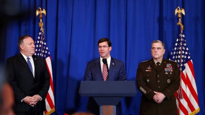 Iraq nổi đóa vì Mỹ không kích lực lượng thân Iran - Ảnh 2.