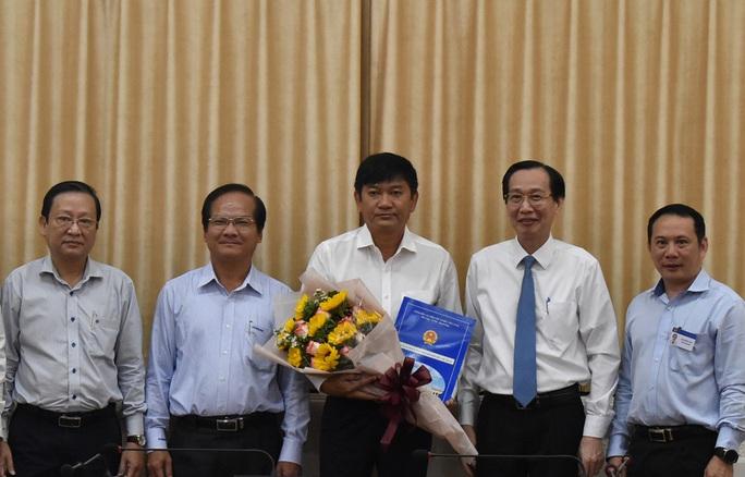 UBND TP HCM điều chỉnh nhân sự lãnh đạo tại Tổng Công ty Cấp nước Sài Gòn - Ảnh 1.