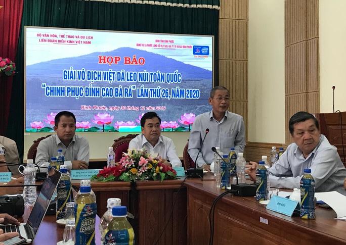 Chân chạy số 1 Việt Nam tranh tài Giải việt dã Chinh phục đỉnh Bà Rá 2020 - Ảnh 1.
