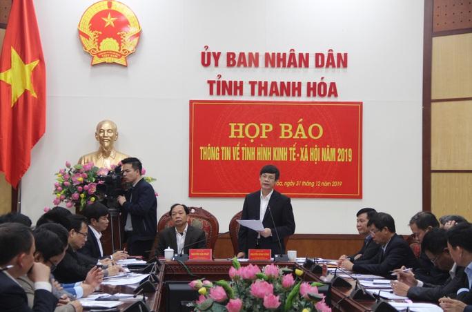 Chủ tịch UBND tỉnh Thanh Hóa lên tiếng về việc cựu Phó chủ tịch tỉnh Ngô Văn Tuấn xin chuyển công tác - Ảnh 1.
