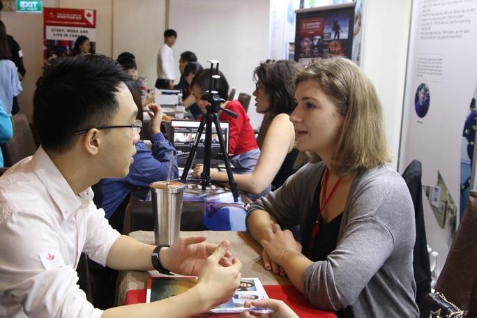 Cơ hội nào cho du học sinh làm việc tại Canada? - Ảnh 1.