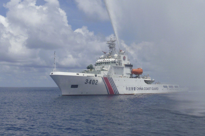 Indonesia phản ứng gay gắt Trung Quốc vi phạm chủ quyền trên biển Đông - Ảnh 1.