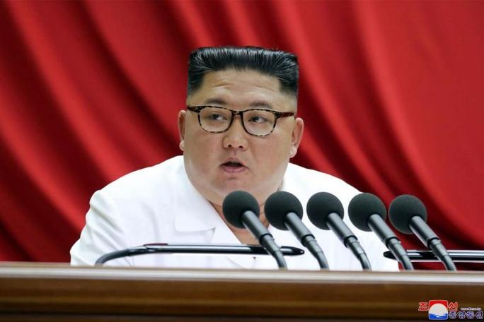 Ông Kim Jong-un phát biểu marathon tới 7 tiếng - Ảnh 1.