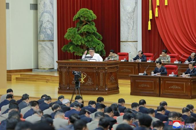 Thế giới sắp thấy vũ khí chiến lược mới của Triều Tiên - Ảnh 1.