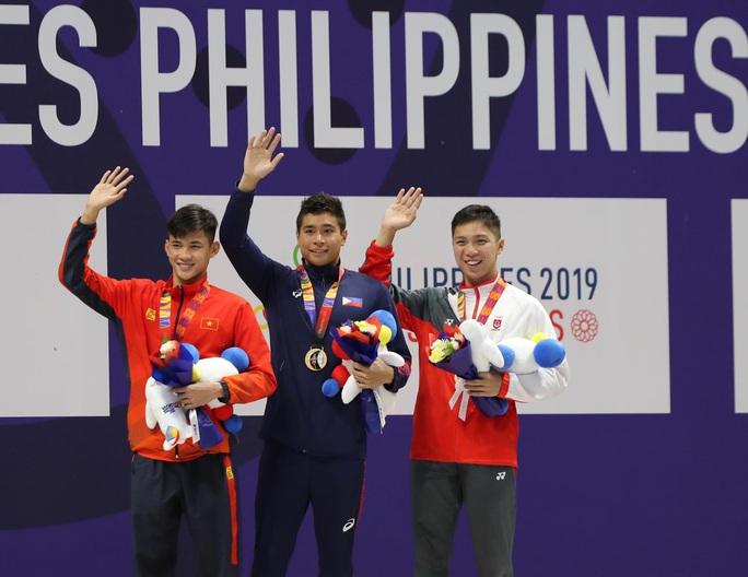 Huy Hoàng và Ánh Viên mang vàng SEA Games về cho Việt Nam - Ảnh 7.