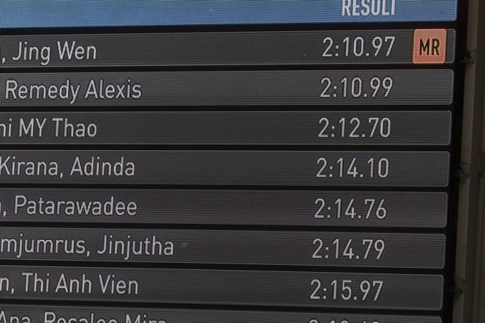 SEA Games 30: Huy Hoàng phá kỷ lục 400m tự do, lấy HCV đầu tiên môn bơi lội - Ảnh 11.