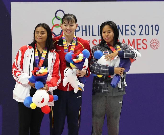 Huy Hoàng và Ánh Viên mang vàng SEA Games về cho Việt Nam - Ảnh 4.