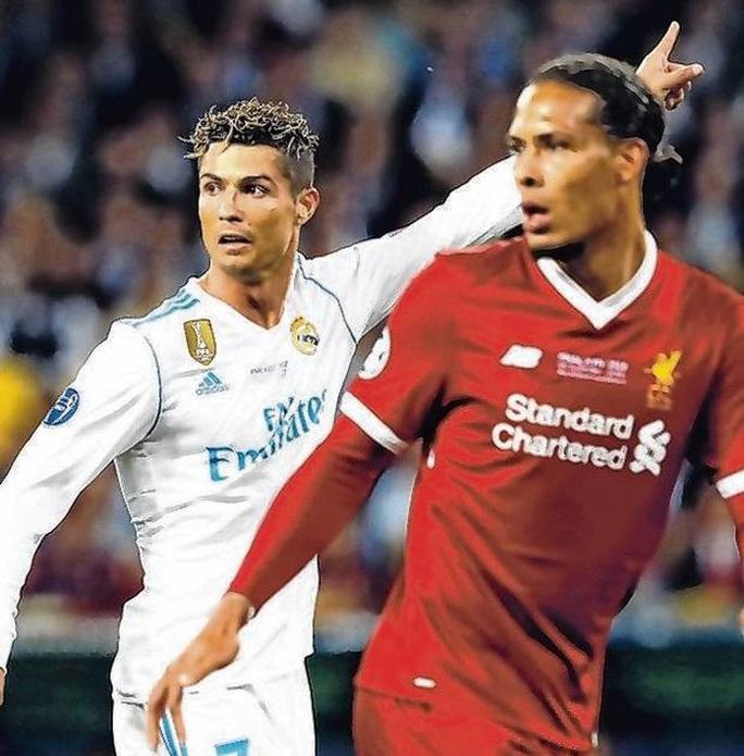 Chị gái Ronaldo gây bão mạng với chỉ trích nặng nề Van Dijk - Ảnh 5.