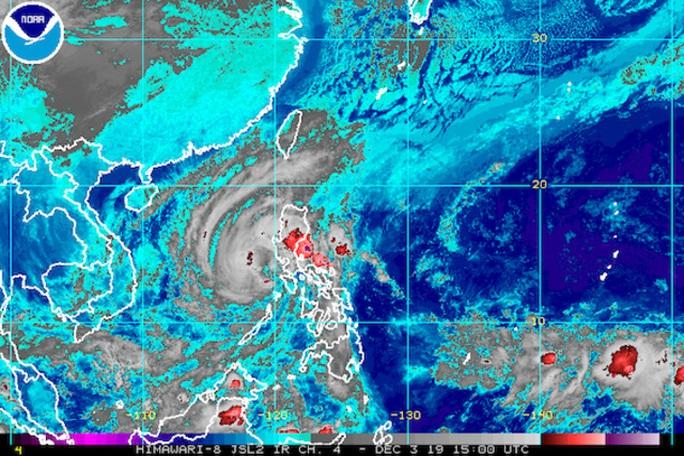 Philippines: Bão Kammuri làm 13 người chết - Ảnh 1.