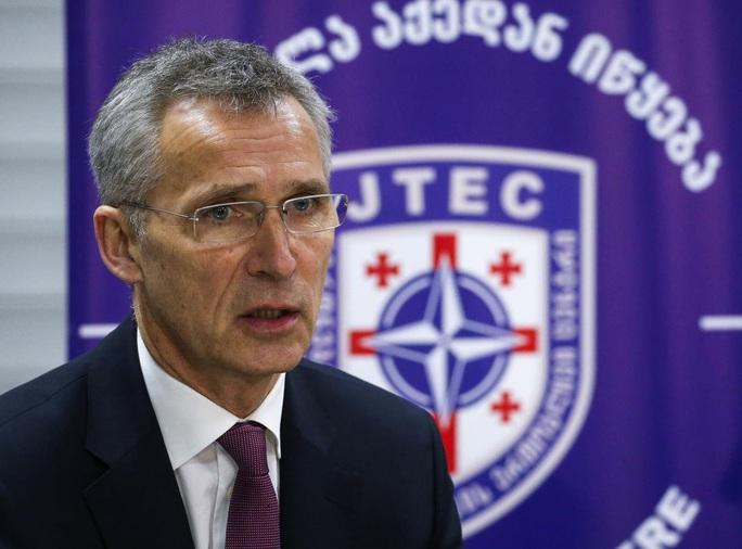 Lần đầu tiên của NATO: Chính thức công nhận mối đe dọa Trung Quốc - Ảnh 1.