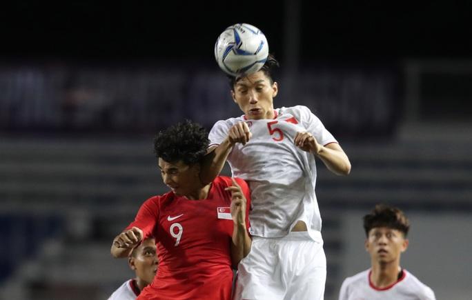 Trước trận U22 Việt Nam-U22 Thái: Nhớ lại trận U23 Thái thua tan tác trước U23 Việt Nam - Ảnh 1.
