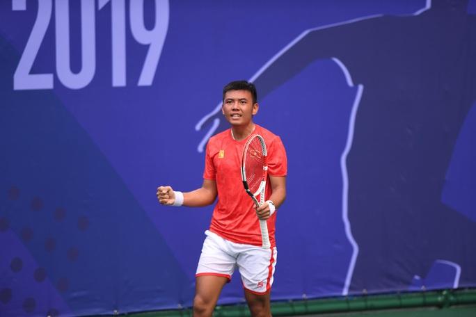 Hoàng Nam - Daniel Cao Nguyễn gặp nhau trận chung kết đơn nam quần vợt - Ảnh 4.