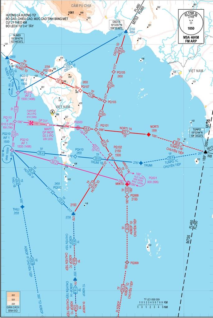 Từ hôm nay áp dụng hệ thống phương thức bay tiên tiến trên thế giới tại sân bay Phú Quốc - Ảnh 2.