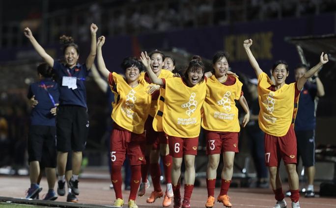 Tuyển bóng đá nữ Việt Nam quyết lập kỷ lục vô địch SEA Games - Ảnh 1.