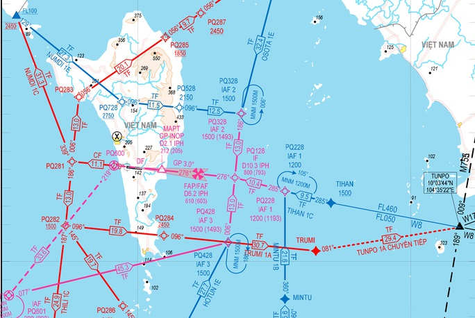 Từ hôm nay áp dụng hệ thống phương thức bay tiên tiến trên thế giới tại sân bay Phú Quốc - Ảnh 1.