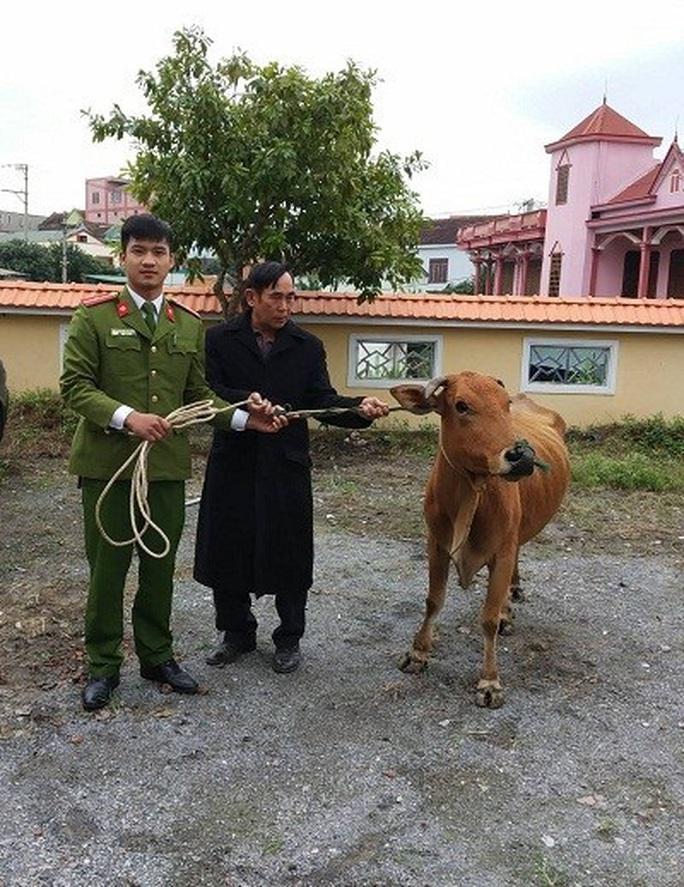 Bắt quả tang cặp nam nữ chuyên đi trộm trâu, bò ở Quảng Bình - Ảnh 3.