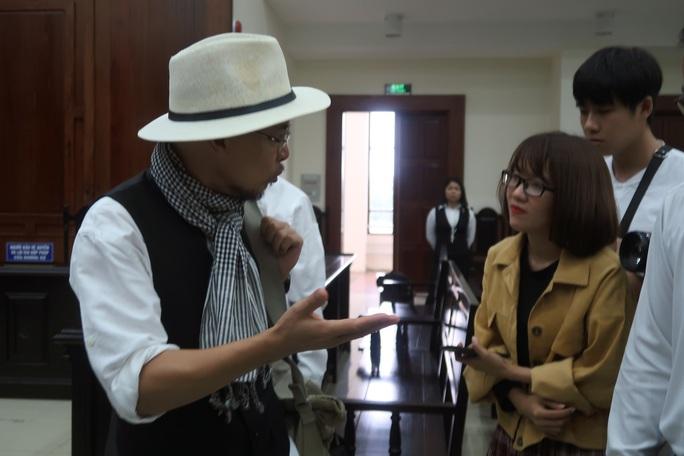 Kết quả phúc thẩm ly hôn: Ông Đặng Lê Nguyên Vũ im lặng một lúc trước khi lên tiếng - Ảnh 1.