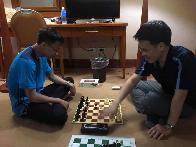 Tấm HCV lạ của cờ vua Việt Nam - Ảnh 4.