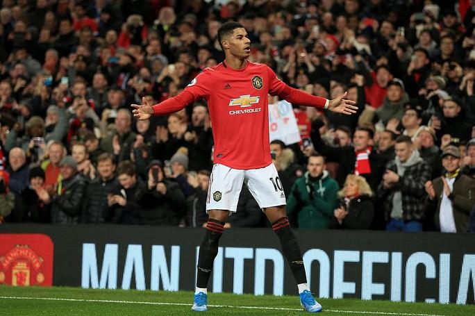 Marcus Rashford đánh bại đội bóng của Mourinho ở Old Trafford - Ảnh 8.