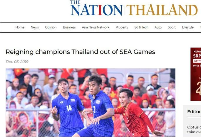 Báo Thái đau xót trước thất bại của Thái Lan tại SEA Games 30 - Ảnh 2.