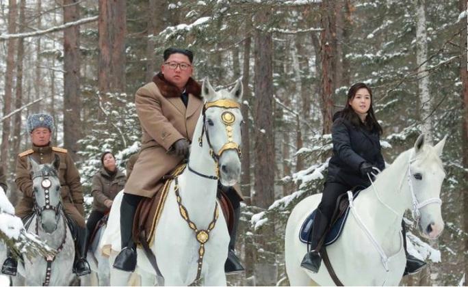 Tướng Triều Tiên nhắn Mỹ đừng dọa ông Kim Jong-un  - Ảnh 1.