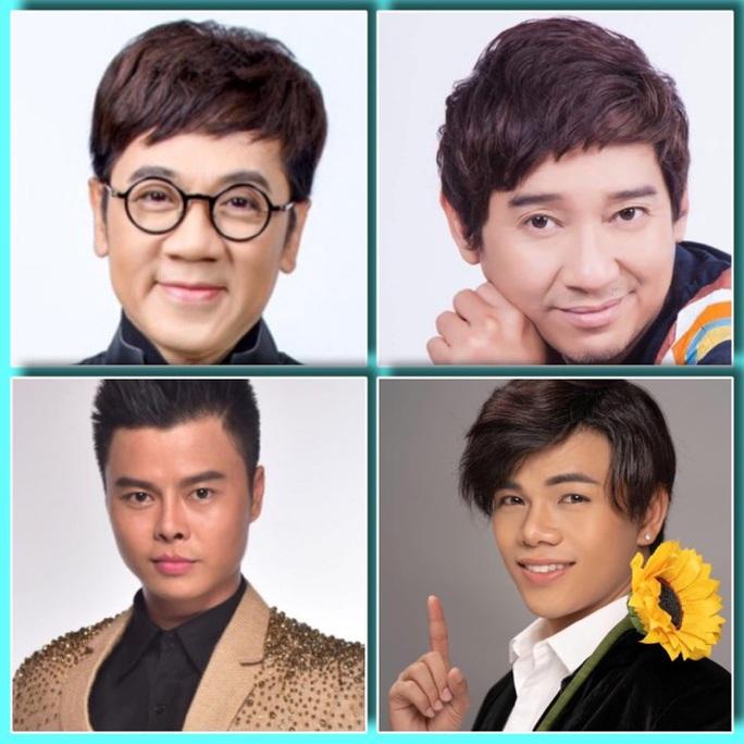 Bốn nam nghệ sĩ sân khấu được đề cử giải Mai Vàng 2019: Dấu ấn sáng tạo đậm nét - Ảnh 1.