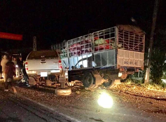 Nhân chứng kể lại vụ tai nạn thảm khốc làm 3 người chết, 3 người bị thương - Ảnh 1.