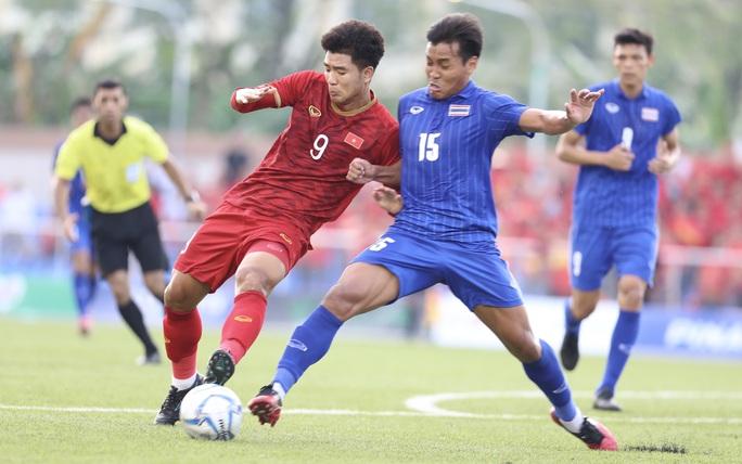 Hà Đức Chinh lọt top 11 chân sút trẻ triển vọng tại VCK U23 châu Á 2020 - Ảnh 1.