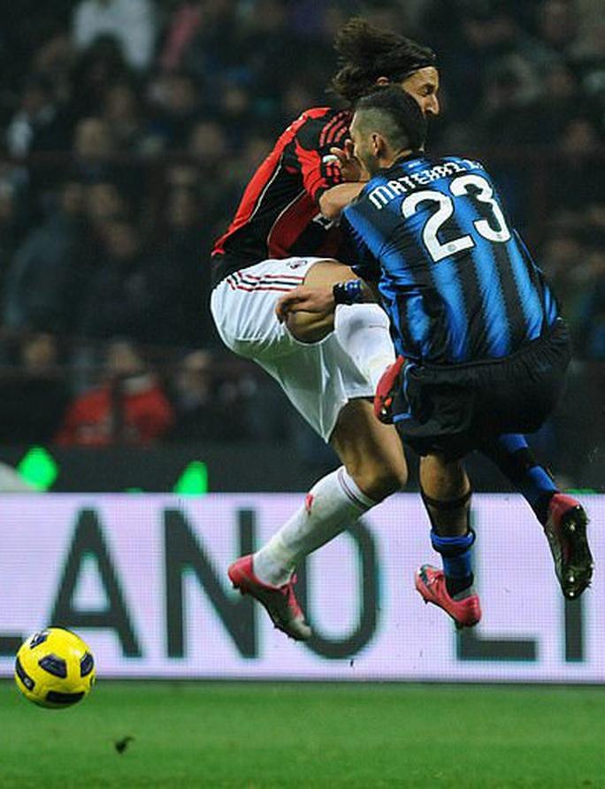 Ibrahimovic thú nhận đòn trả đũa kinh hoàng Materazzi sau 4 năm - Ảnh 3.