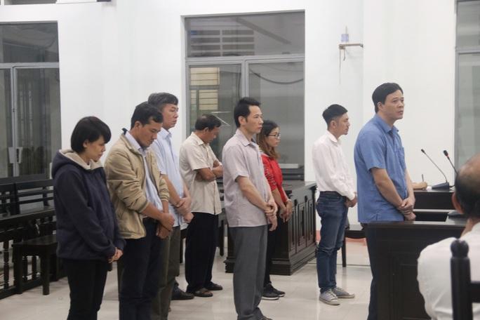 Tham ô 6,1 tỉ đồng tiền chống hạn, giám đốc bị đề nghị mức 15-16 năm tù - Ảnh 2.
